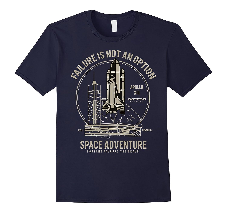 Space Shuttle Ship Launch T-Shirt-T-Shirt