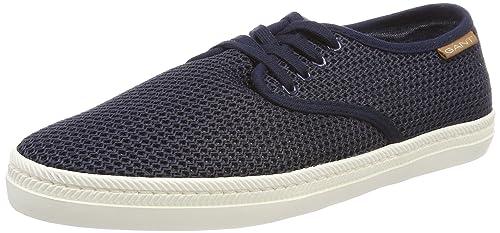 feine handwerkskunst gutes Angebot neueste trends GANT Herren Viktor Sneaker: Amazon.de: Schuhe & Handtaschen
