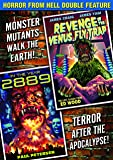 Horror from Hell Double Feature: Revenge of the Venus Fly Trap (1970) / In the Year 2889 (1967)