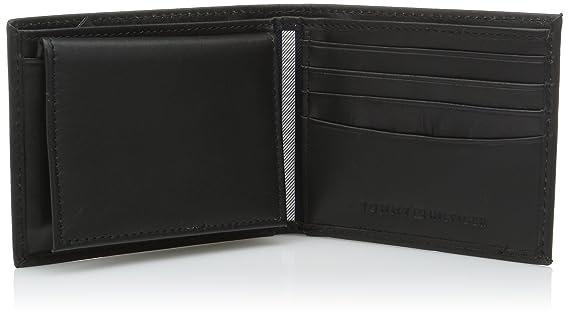Amazon.com: Tommy Hilfiger Dore Passcase billetera plegable ...