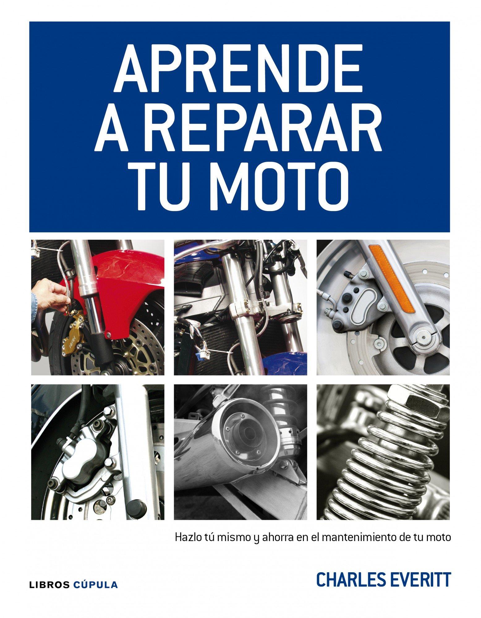 Aprende a reparar tu moto: Hazlo tú mismo y ahorra en el ...