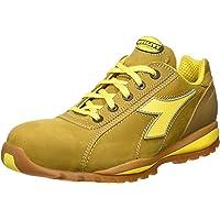 Diadora - Glove Ii Low S3 Hro, zapatos de trabajo Unisex adulto, Amarillo (Cammello), 35 EU