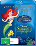 The Little Mermaid Ariel's Beginning / The Little Mermaid 2 - Return to the Sea (2 Movies Blu-Ray)