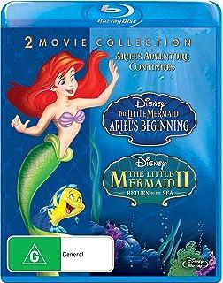 Amazon com: The Little Mermaid (Two-Disc Platinum Edition