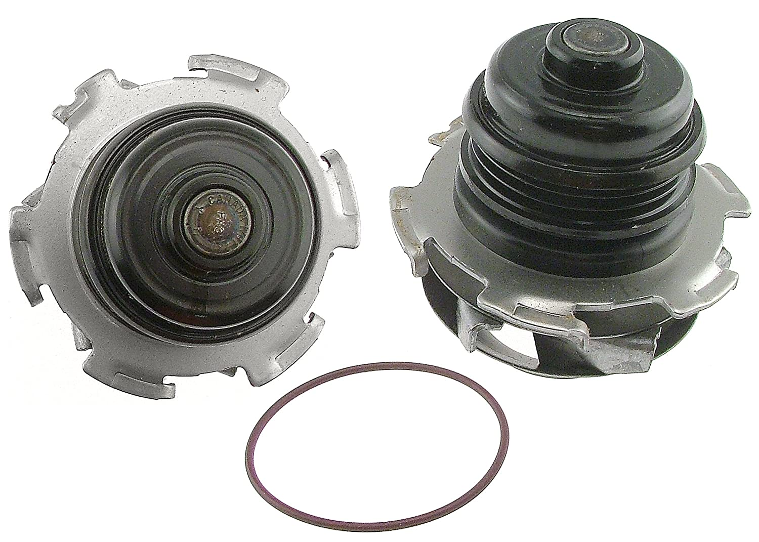 ACDelco 251-660 GM Original Equipment Water Pump with O-Ring