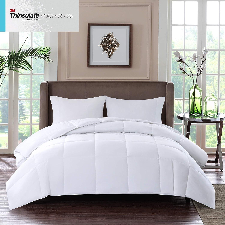Sleep Philosophy Level 3: Warmest 3M Thinsulate Down Alternative Comforter, Full/Queen