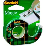 Scotch 8-1975D Magic Bant, Kesicili, 19mm x 7,5m