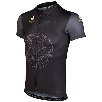Le Coq Sportif 2014 Tour De France Official Jersey -  Amazon.co.uk ... 04fabe865