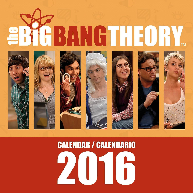 The Big Bang Theory - Calendario multicolor (SD Toys SDTWRN89602 ...