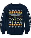 Harry Potter Inspired Movie Christmas Sweatshirt Jumper Adults