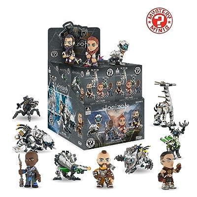 Funko Mystery Minis: Horizon Zero Dawn - Display Case of 12 Sealed Individual Boxed Blind Miniature Figures: Toys & Games