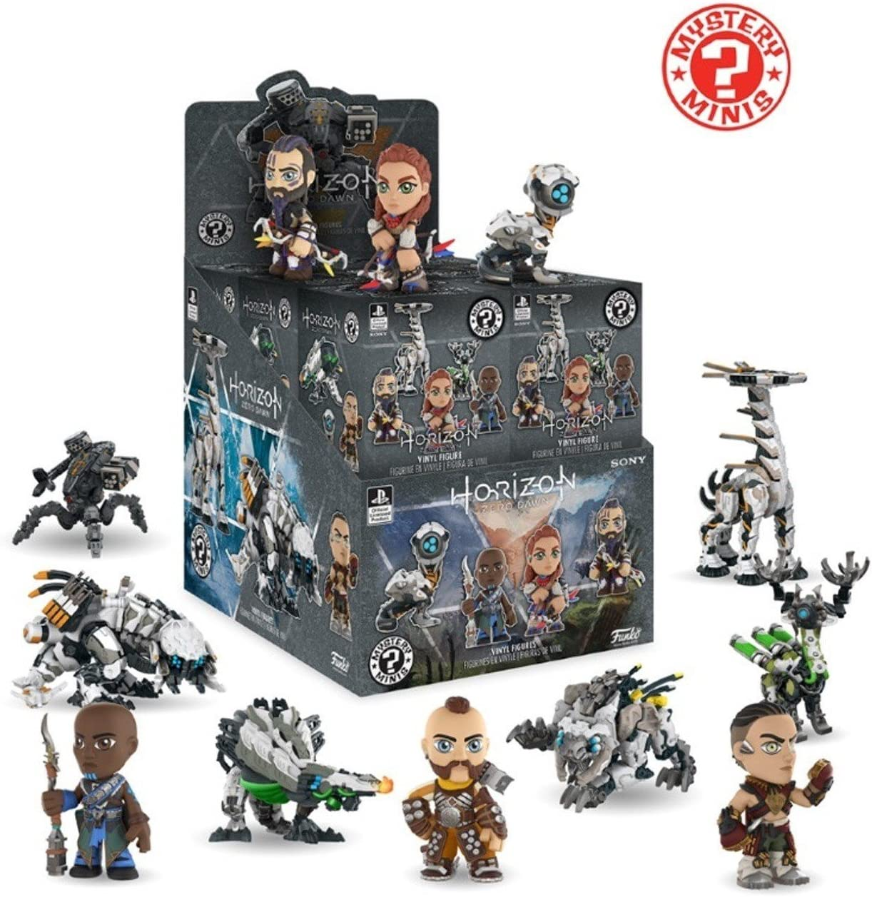 Horizon Zero Dawn One Mystery Figure Collectible Figure Funko Mystery Mini