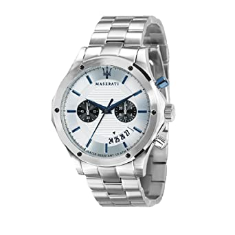 ea057a02adf4 Image Unavailable. Image not available for. Color  MASERATI CIRCUITO 44 mm CHRONOGRAPH  MEN S WATCH