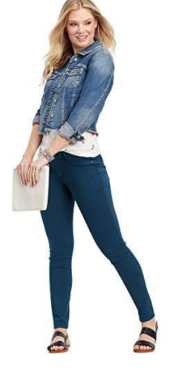 45e3cd9b7a1 maurices Women s Colored Denimflex Jeggings - Multiple Colors at Amazon  Women s Jeans store