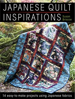 Japanese Quilt Blocks to Mix and Match: Susan Briscoe ... : japanese quilt designs - Adamdwight.com