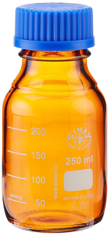 Neolab E 1822 Laboratory Bottles Brown Glass, Orion, 250 ml (Pack of 10) 250ml (Pack of 10) E-1822