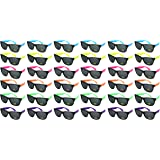 Edge I-Wear Neon Party Sunglasses(Pack of 36)