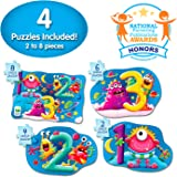 The Learing Journey 4-in-a-box Puzzles-123