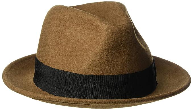 Goorin Bros. Mr. Driver Wool Fedora - Gorro para Hombre  Amazon.com ... 38dcb0ebe17