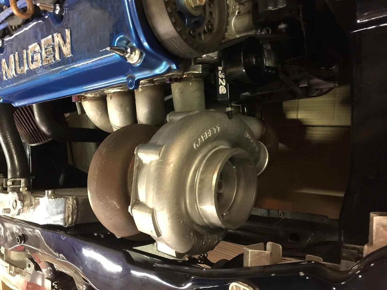 1320 rendimiento serie B montaje superior Turbo colector T4 GSR si B16 B20 B18 C1 B18 C: Amazon.es: Coche y moto