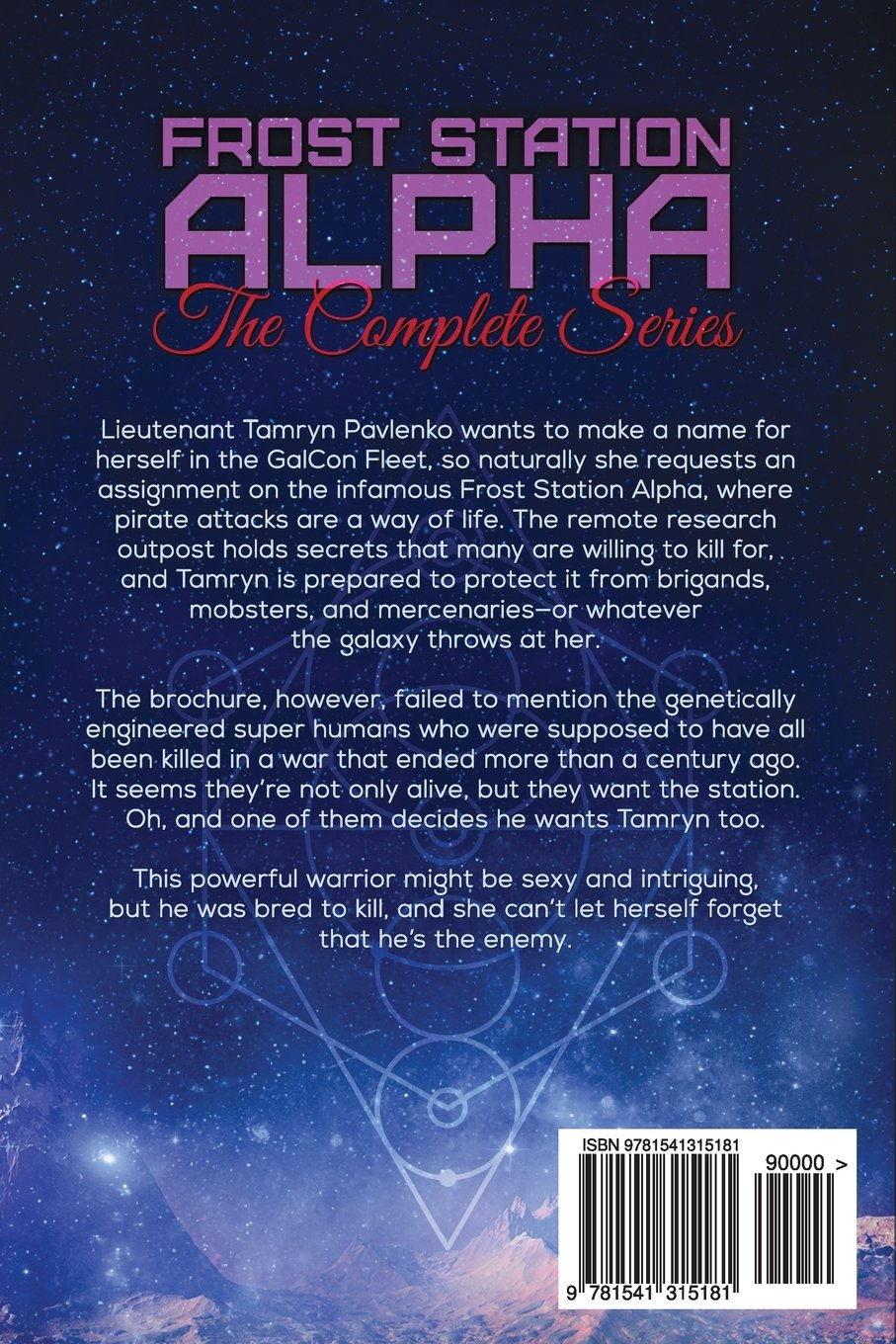 Frost Station Alpha: The Complete Series: Ruby Lionsdrake ...