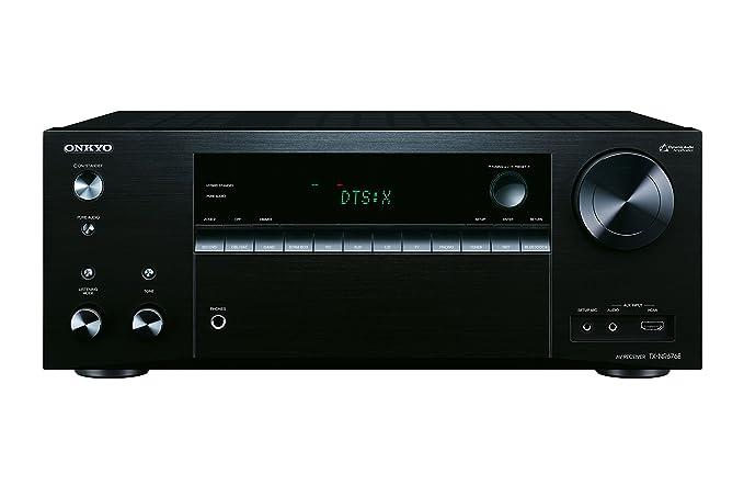 Onkyo TX-NR676E-B - Receptor AV 7.2 (165 W por Canal, Dolby Atmos ...