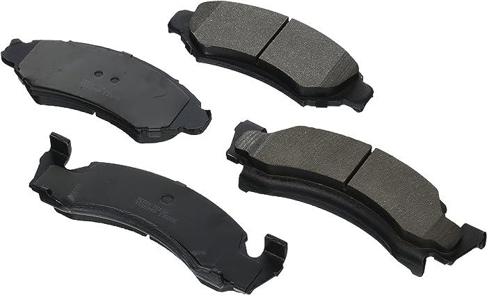 Dash4 MD50 Semi-Metallic Brake Pad