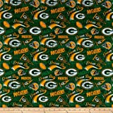 Traditions NFL Cotton Broadcloth Bay Packers