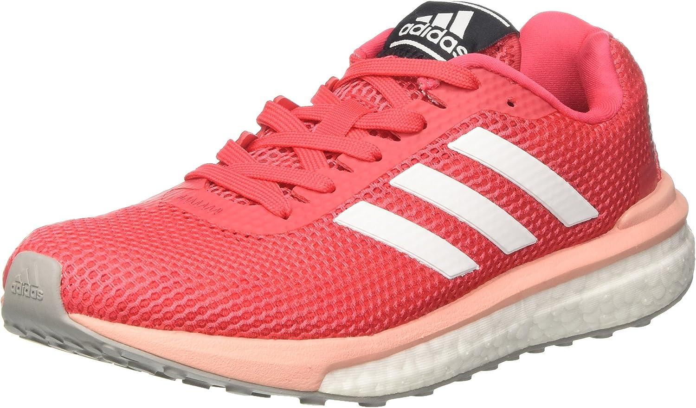 Adidas Vengeful W, Zapatos para Correr Mujer, Rosa, 36 2/3 EU: Amazon.es: Zapatos y complementos