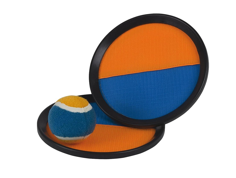 Bo-Camp Catch Ball Set - Juego de Plato de Velcro y Pelota: Amazon ...