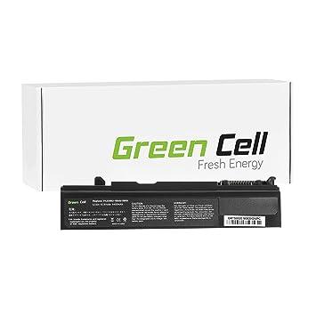 Green Cell® Standard Serie Batería para Toshiba Satellite SA50-522 Ordenador (6 Celdas 4400mAh 10.8V Negro): Amazon.es: Electrónica