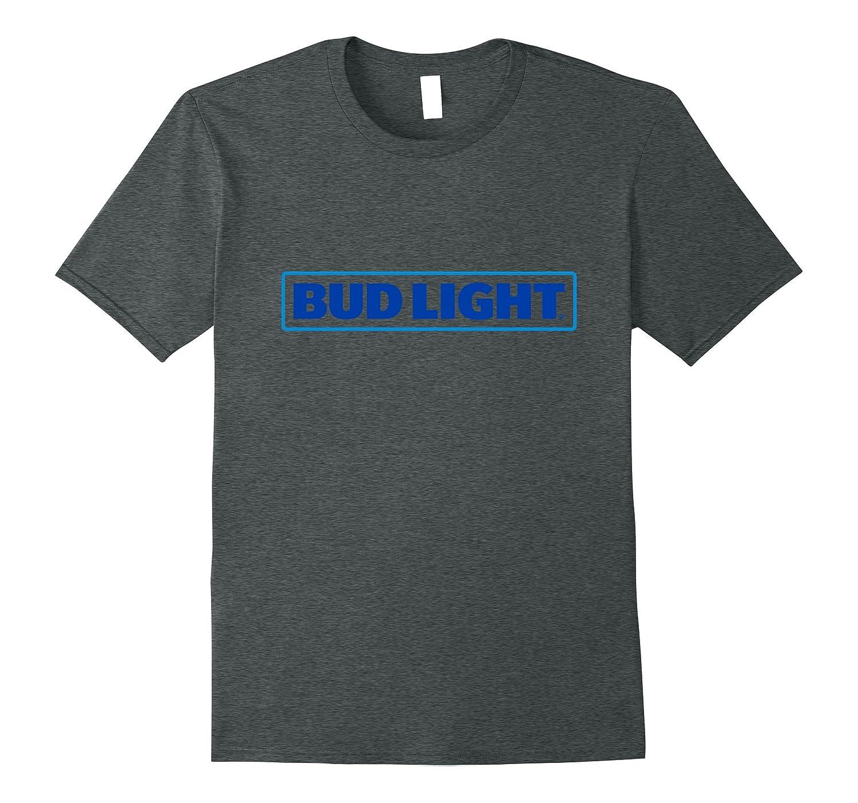 Bud Light Logo T-Shirt-FL