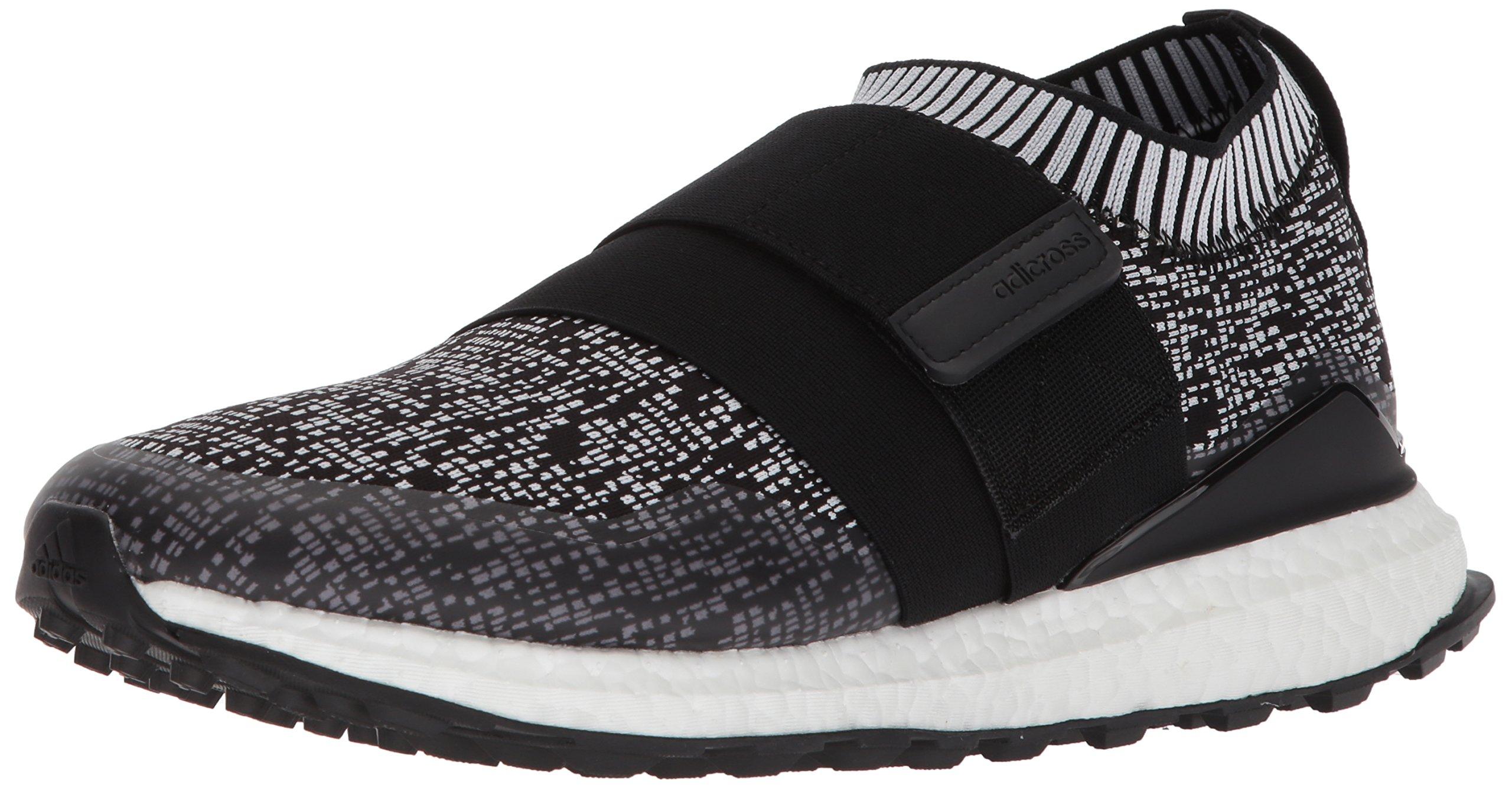 size 40 60c09 fa8ea Galleon - Adidas Mens Crossknit 2.0 Golf Shoe, Core BlackFTWR White, 8.5  Medium US