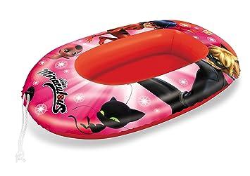Lady Bug Miraculous- Barca Hinchable 94Cm para Playa O ...
