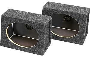 Deejayled TBH699 Djl Pair 6x9 Speaker Box