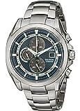 Citizen Eco-Drive Men's CA0550-87L Titanium Watch