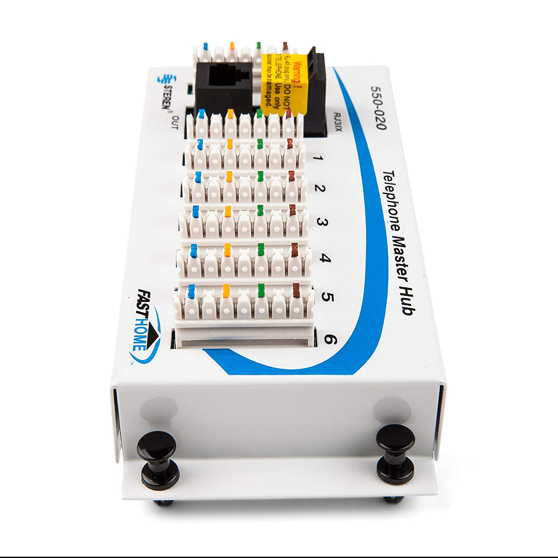 Telephone Work Interface Device Box Wiring Diagram On Telephone Rj45