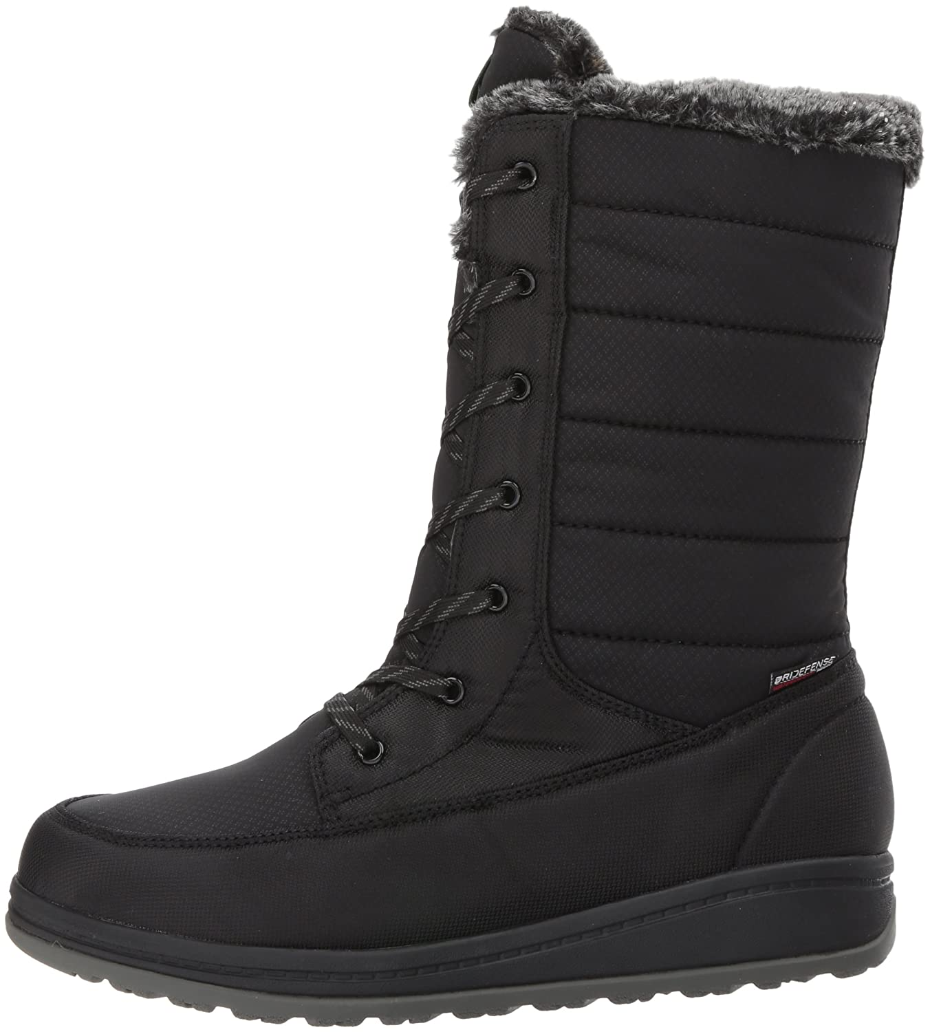Kamik Women's Bailee Snow Boot B01N6LWW22 5 D US|Black