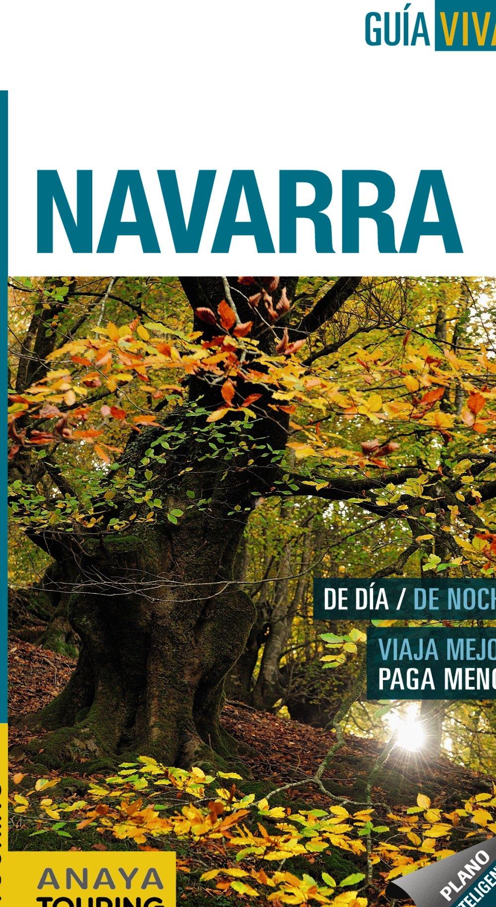 Navarra (Guía Viva - España): Amazon.es: Hernández Colorado, Arantxa, Gómez, Ignacio, Legarra, Javier, Sahats: Libros