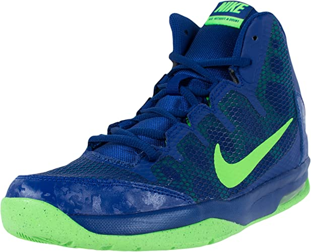 Amazon.com: Nike niños Air sin duda GS Zapatillas de ...