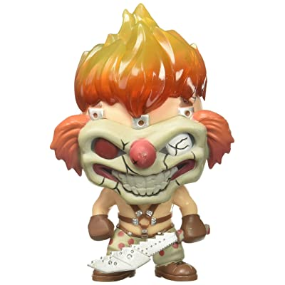 Funko POP Games: Twisted Metal-Sweet Tooth Action Figure: Funko Pop! Games:: Toys & Games