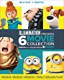 Illumination Presents: 6-Movie Collection (Despicable Me / Despicable Me 2 / Despicable Me 3 / Minions / The Secret Life of Pets / Sing) [Blu-ray] (Sous-titres français)