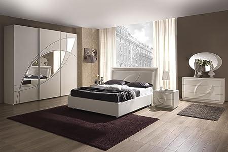 Nuovo Arredo Camere Matrimoniali.Nuovarredo Camera Matrimoniale Trevi Amazon It Casa E Cucina