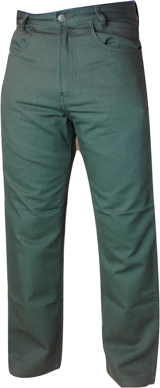 Mens NEW Designer Cargo Jeans Slim Fit Dark Blue Size 30 32 34 36 Stud Pockets
