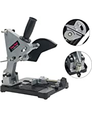YaeTek Angle Grinder Stand Grinder Holder Cutter Support Cast Iron base 100-125mm