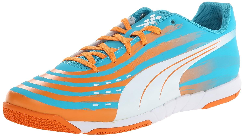 PUMA メンズ B00DOL1XLC 9 mens_us Bluebird/White/Vibrant Orange Bluebird/White/Vibrant Orange 9 mens_us