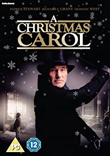 A Christmas Carol [DVD]: Amazon.co.uk: Jim Carrey, Steve Valentine ...