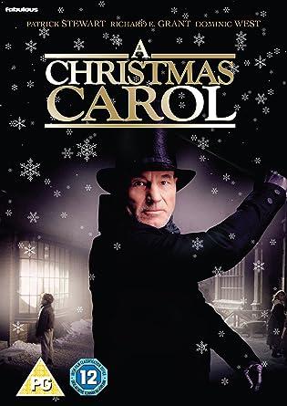 A Christmas Carol [DVD]: Amazon.co.uk: Patrick Stewart, Richard E ...