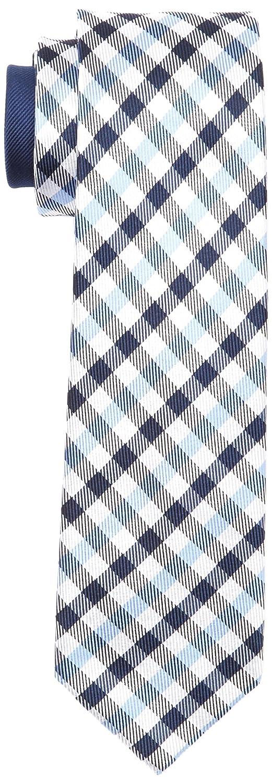Tommy Hilfiger Tailored Tie 7cm TTSCHK17101, Corbata Hombre, Azul ...