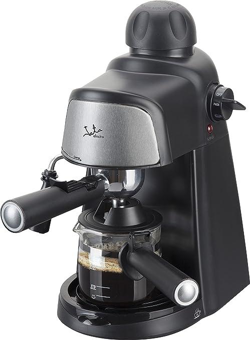 Jata CA704 Cafetera por hidropresión, Para 2-4 cafés expresso, 3,5 ...